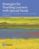 Strategies for Teaching Learners With Special Needs Enhanced Pearson Etext Access Card