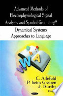 Advanced Methods of Electrophysiological Signal Analysis and Symbol Grounding