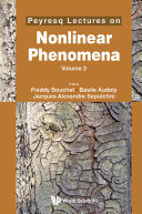 Pdf Peyresq Lectures on Nonlinear Phenomena
