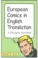 European Comics in English Translation
