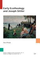 Early Ecotheology and Joseph Sittler [Pdf/ePub] eBook