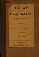 The Owl and the Pussy Cat Drill Book PDF