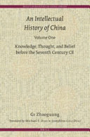 An Intellectual History of China