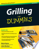 """Grilling For Dummies"" by John Mariani, Marie Rama"
