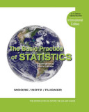 The Basic Practice of Statistics  6th Ed Book
