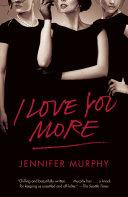 I Love You More Pdf/ePub eBook