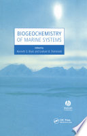 Biogeochemistry of Marine Systems