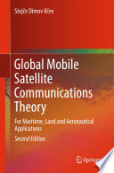 Global Mobile Satellite Communications Theory