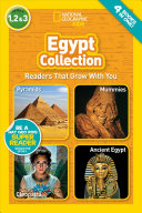 National Geographic Readers  Egypt Collection