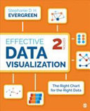 link to Effective data visualization : the right chart for the right data in the TCC library catalog