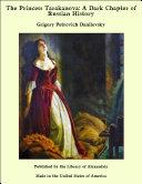 The Princess Tarakanova: A Dark Chapter of Russian History