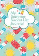 My Summer Bucket List Journal