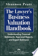 The Lawyer S Business Valuation Handbook Book PDF
