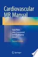 Cardiovascular MR Manual