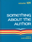 Something about the Author Book