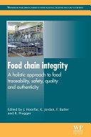 Food Chain Integrity