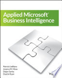 Applied Microsoft Business Intelligence Book