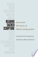 Reading Sacred Scripture
