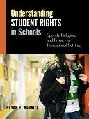 Pdf Understanding Student Rights in Schools