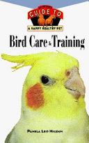 Bird Care and Training