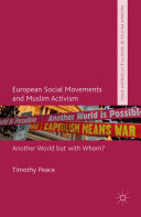 European Social Movements and Muslim Activism