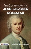 Confessions of Jean Jacques Rousseau Pdf/ePub eBook