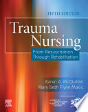 Trauma Nursing E Book Book