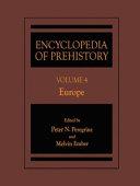 Encyclopedia of Prehistory Pdf/ePub eBook