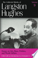 the collected works of langston hughes essays on art race   the collected works of langston hughes essays on art race politics and