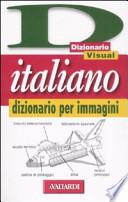 Dizionario visual italiano, dizionario per immagini