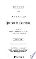 """The"" American journal of education"
