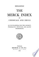 The Merck Index of Chemicals and Drugs