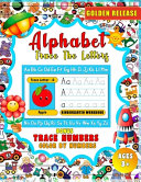 Kindergarten Workbook Alphabet