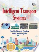 INTELLIGENT TRANSPORT SYSTEMS Book