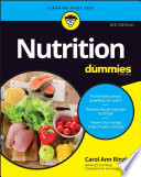 """Nutrition For Dummies"" by Carol Ann Rinzler"