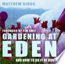 Gardening at Eden