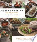 Korean Cooking Favorites