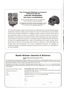 South African Journal Of Science Book PDF