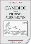 Candide oder Die beste aller Welten – Mit 26 Illustrationen von Paul Klee
