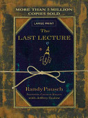 The Last Lecture image