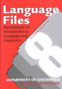 Language Files Book