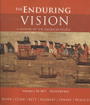 The Enduring Vision  A History of the American People  Volume I  To 1877 Book PDF