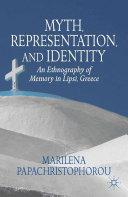 Myth, Representation, and Identity [Pdf/ePub] eBook