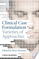 Clinical Case Formulation Book