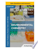 Environmental Chemistry Quiz Questions and Answers