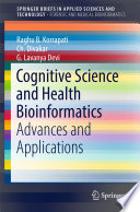Cognitive Science and Health Bioinformatics Book