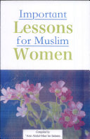Important lessons for Muslim women
