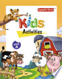 KIDS ACTIVITY BOOK 4