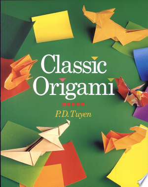 Free Download Classic Origami PDF - Writers Club