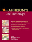 Harrison s Rheumatology Book